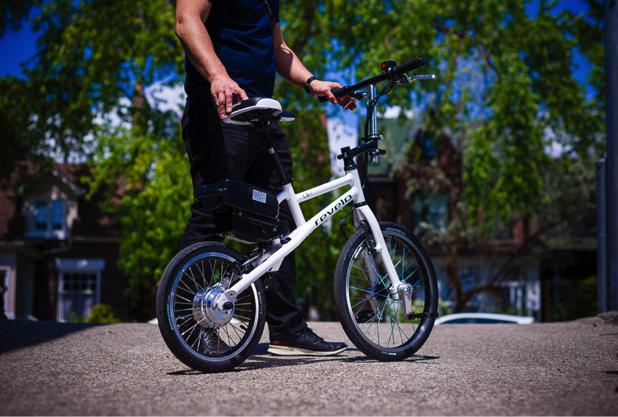 Revelo: A revolution in urban transportation